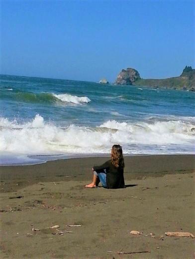 California Coast Contemplation