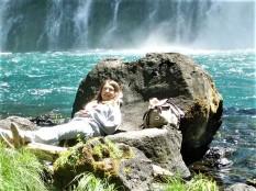 Shasta Waterfalls