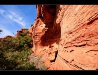 Palatki Ruins Indian reservation, Red Rock Country, Sedona, Ariz