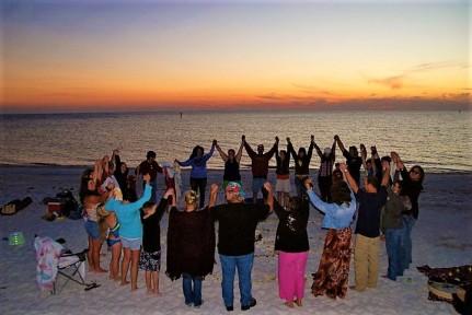 Florida Beach Blessings