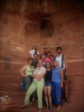 Sedona Birthing Cave