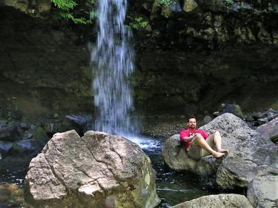 Mt Shasta Waterfalls